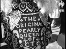 'pearlies Christening' 1951