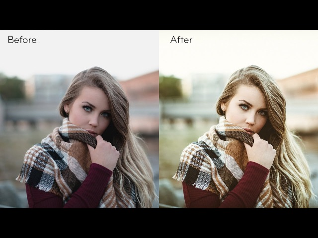 Instagram Hefe Color Tone Effect in Photoshop