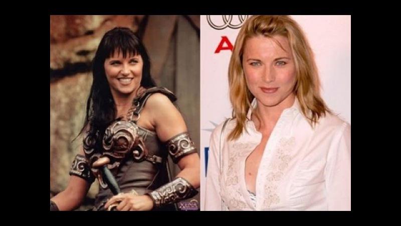 Зена Королева воинов актеры тогда и сейчас Сравни!
