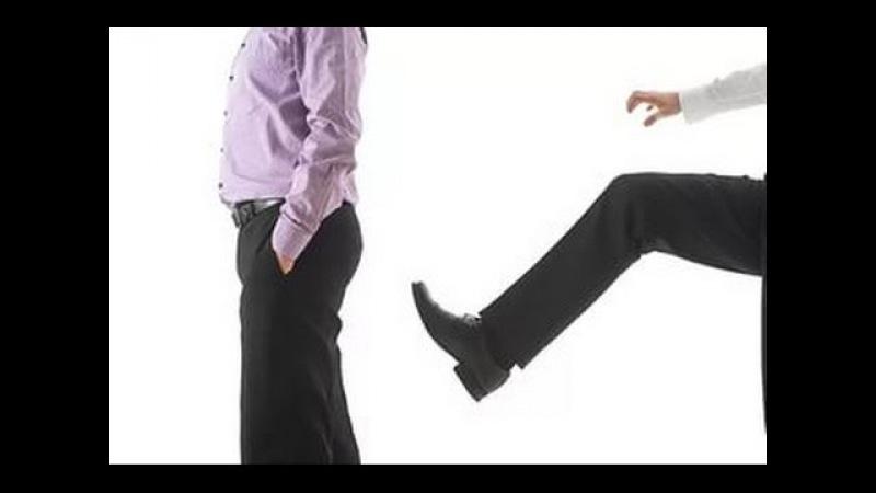 Как подсидеть (подставить) на работе начальника