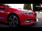 New Opel INSIGNIA отзывы