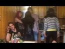 Вечеринка эмо готов на Вальпургиеву ночь с пьяными драками