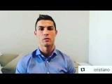 Криштиану Роналду: записал видеообращение к сирийским детям