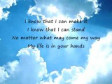 My life is in your hands - Kirk Franklin