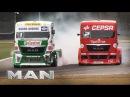 MAN - Truck Race Zolder - big crash - 21.09.2013
