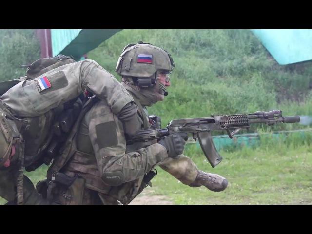 Наука побеждать: прорыв/ Tactical Russian Special forces