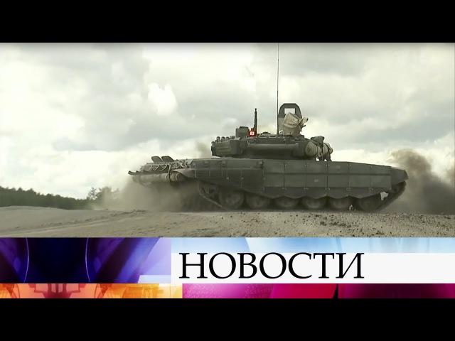 ВЕдиный день приемки военной продукции оружейники представили новую технику д...