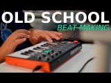 Making OLD SCHOOL hip hop beat #68 #beatsyoucantrust