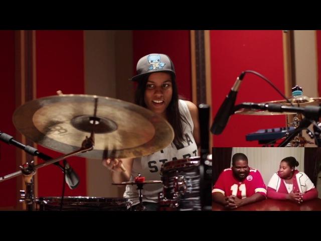 Nicole Paris beatbox cover by Elin Sandberg and Helen De La Rosa