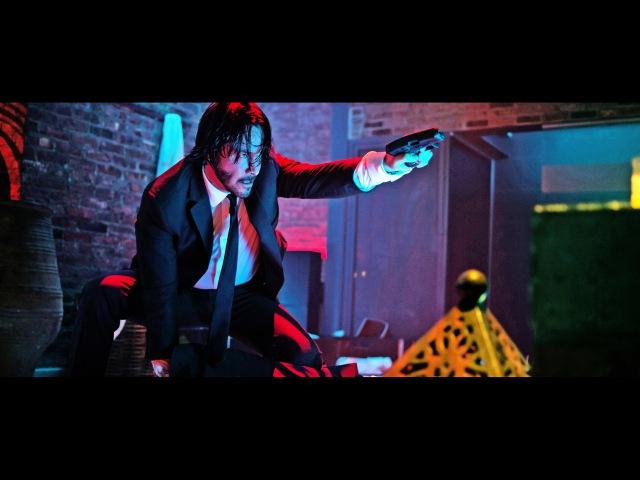 John Wick (2014) | Red Circle Club Rampage Scene | 1080p Blu-Ray