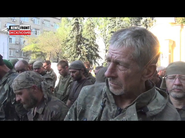 [18] Как житель Макеевки стал карателем из батальона «Донбасс»