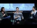 Дженсен, Джаред и Миша на конвенции JIB8 русские субтитры