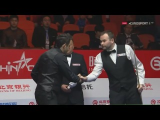 Ronnie O'Sullivan v Mark Joyce R2 China Open 2017