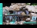 Как сделать пруд / священный родник (How to make a pond / holy spring )