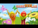 Arı Vız Vız şarkısı 🐝🐝 Bebek şarkıları ve dansları! #ŞarkıZZZlar Polen ve Sema ile müzik eğlencesi!