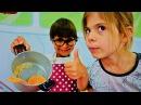 FındıkAilesi - Elis eğitim almaya gidiyor. Çocuklarla yemek yapma oyunu. AileOyunu oynayalım