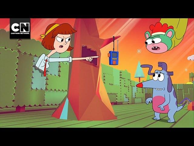 Back to Backspace   Original Shorts   Cartoon Network
