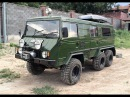 PINZGAUER-712K аналог ГАЗ-330811-ВЕПРЬ - вездеходный цельнометаллический фургон 1500 кг