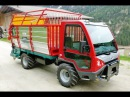 CARON CTS аналог AEBI VT450 RASCO MUVO транспортёр трактор с платформой 7 0 т прицеп 14 т