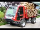 CARON CTK аналог AEBI TP48P RASCO MUVO транспортёр трактор с платформой 5 0 т прицеп 10 т