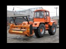 ОРТЗ-150К аналоги БЕЛАРУС-1822.2, PUMA-225 - интегральный трактор класса 4 тонны тяги