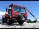 CARON 900 аналог AEBI TP420 RASCO MUVO транспортёр трактор с платформой 5 24 т прицеп 10 т