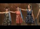 9 Мая танец Синий платочек