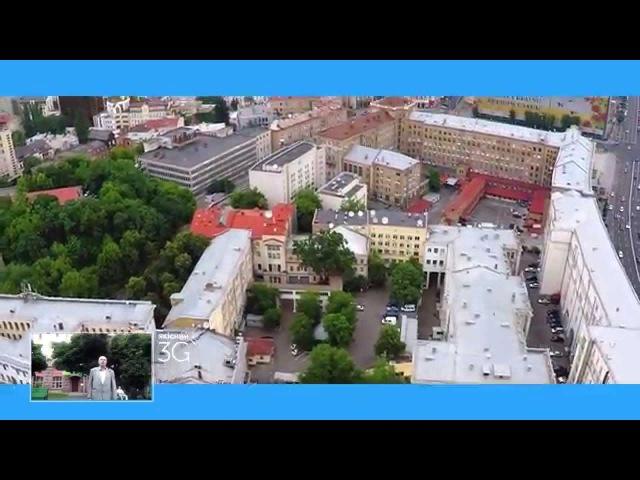 Найцікавіші місця Києва – у одному ролику!