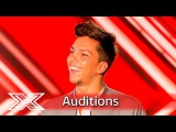 Matt Terry hopes the Judges stand by him   Auditions Week 2  The X Factor UK 2016