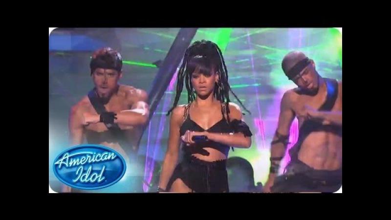 Rihanna Where Have You Been Top 2 Results AMERICAN IDOL SEASON 11