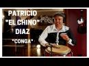 MEINL Percussion - PATRICIO EL CHINO DIAZ (Congas, Surdos) - CONGA