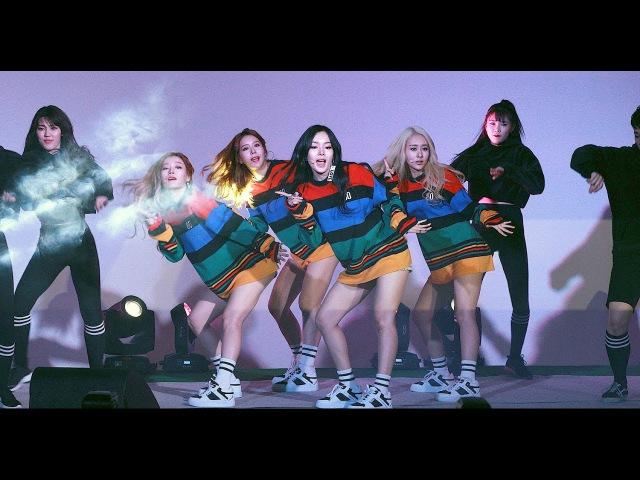 [스타ting] 와썹(WA$$UP) 'COLOR TV' 3년만의 복귀 쇼케이스 무대