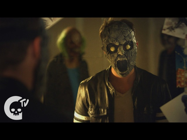 The Mask Maker | Short Scary Horror Movie | Crypt TV