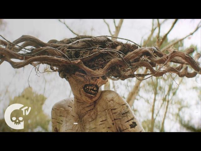 The Birch | The Protector | Crypt TV Monster Universe | Short Horror Film