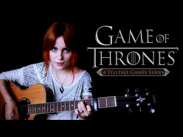 Game of Thrones Telltale Game - Talias Song (Gingertail Cover)