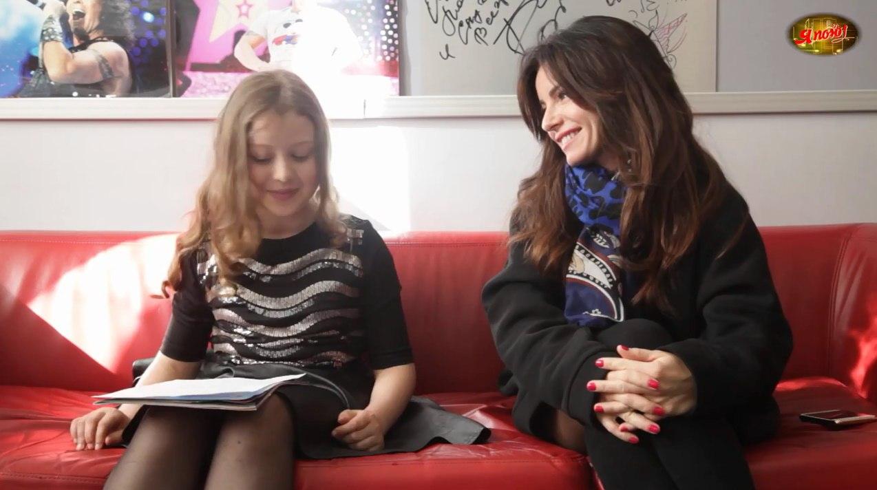 Lena Katina quarreled with Yulya Volkova 02/18/2014
