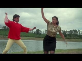 Ladki Akeli Tu - Mithun - Sridevi - Waqt Ki Awaz - Bollywood Songs - Kishore Kum