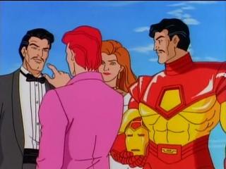 Железный человек (1 сезон 13 серия) 1994