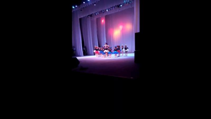 Наш первый отчетный концерт