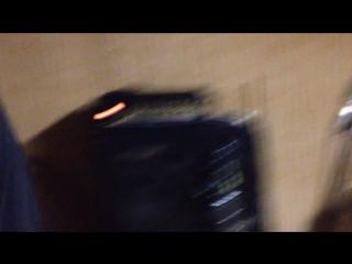 Паша Техник хуярит на барабанах