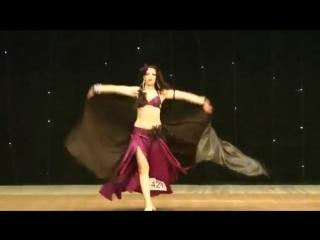 Superb Hot Arabic Belly Dance Christine Terehova 7184