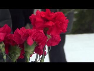 День Памяти Неизвестного солдата. Монумент Славы. Памятник воинам-интернационалистам. Телеканал