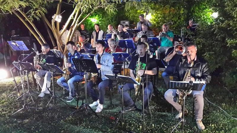 Black Sea Big Band, Севастополь,GREEN JAZZ FEST, Зелёная Пирамида 7.06.2016