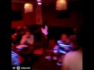 Шизгара в клубе Алиби