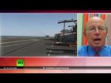 Эксперт_ Использование США боеприпасов с обедненным ураном в Сирии — военное преступление