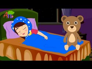 Новые колыбельные - Сборник 30 минут - Песни на ночь в красивейшей анимации