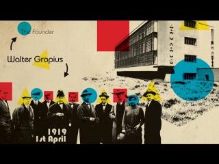 Мировое искусство: Баухаус / Баухауз: Лицо двадцатого века / Bauhaus: The Face of the 20th Century (1994)