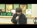 [CUT] 170503 Hongki's Kiss The Radio :: 용준형 Junhyung ~ Too Much Love Kills Me
