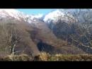 Дорога-1 в Фиагдонское ущелье из Алагирского через перевал.26.04.2017г.mp4