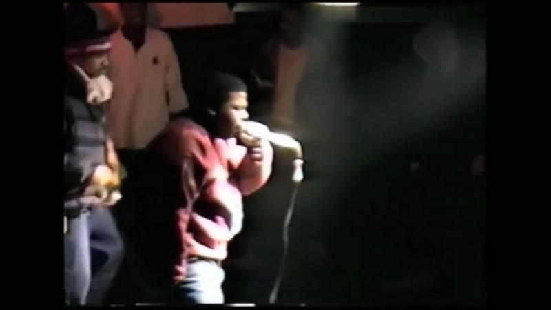 Ruggedness Mad Drama Live 1994